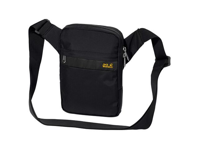 Jack Wolfskin Purser Shoulder Bag black